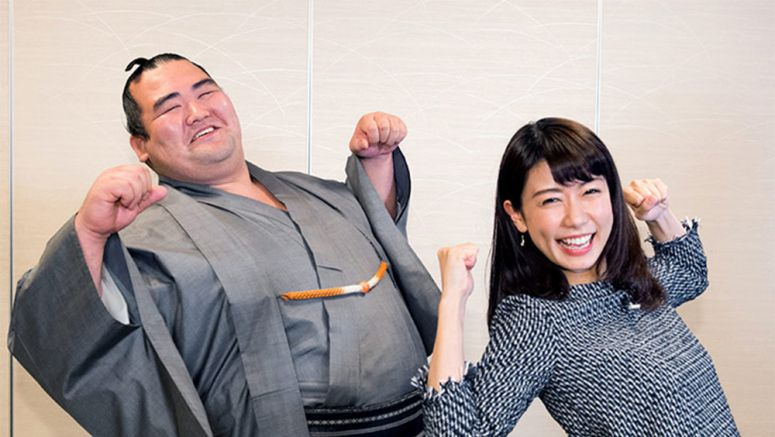 Sumo : Kotoshogiku keeps promise to wife by winning tournament