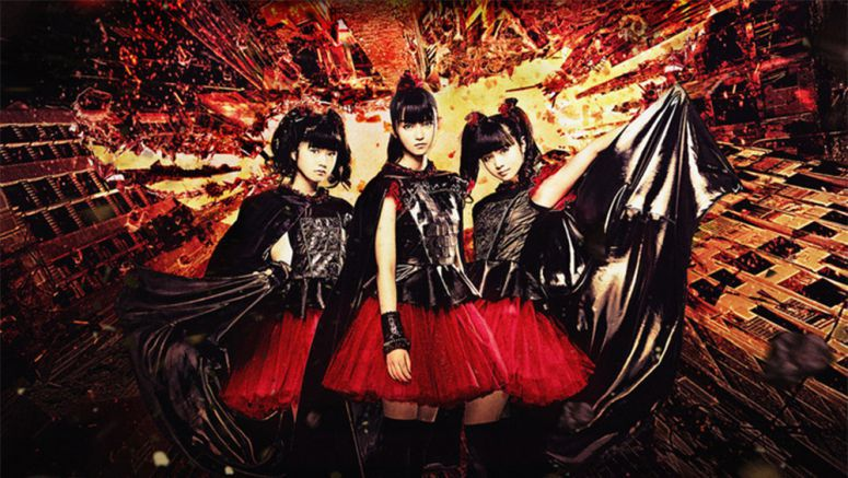 BABYMETAL to participate in rock festival 'CHICAGO OPEN AIR'