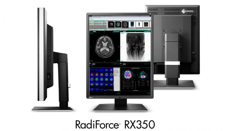 EIZO RadiForce RX350, New ultra-narrow slim bezel 3-Megapixel Diagnostic Monitor now available in North America