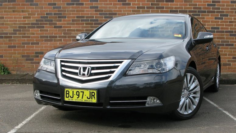 Honda airbag recall extends to Legend in Australia