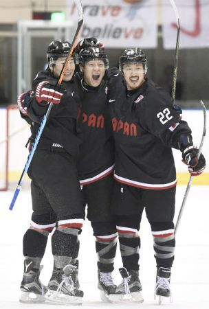 Ice hockey: Japan into 2018 Winter Games final qualifiers