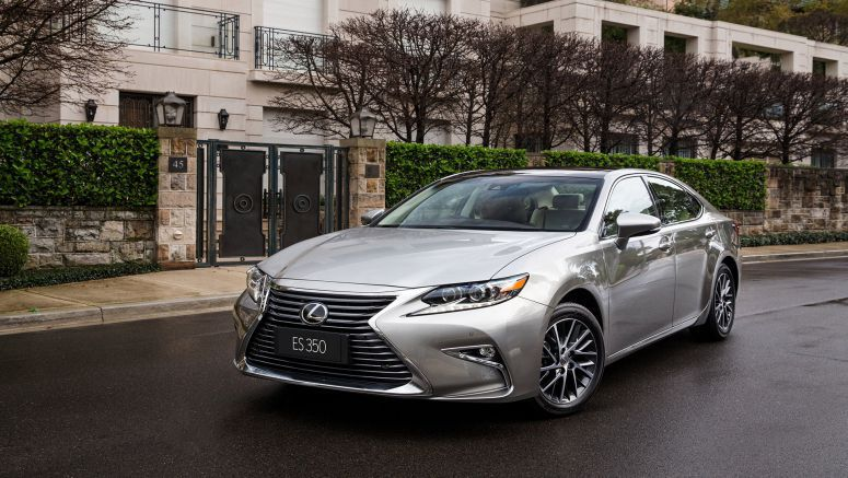 Lexus Eclipses Luxury Rivals To Again Lead Dependability Study