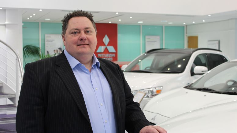 New Dealer Support Manager Is Appointed As Mitsubishi Motors in The UK Continues To Expand
