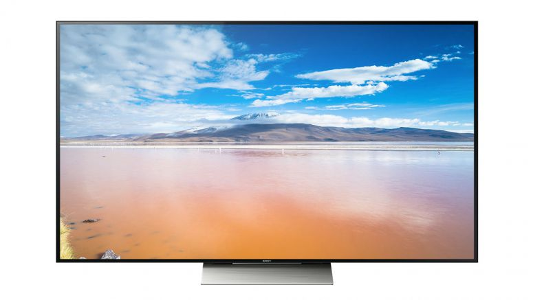 Sony Electronics' New Premium 4K HDR Ultra HD TVs Now Available