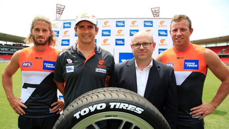 Toyo Tires : Sponsorship Win-WIn For Western Sydney