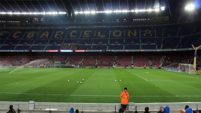 Japanese architects to work with Catalan company to remodel Barcelona's Nou Camp stadium