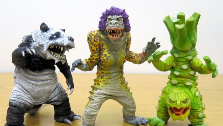 'Kaiju' monsters now invading cute-and-cuddly mascot market