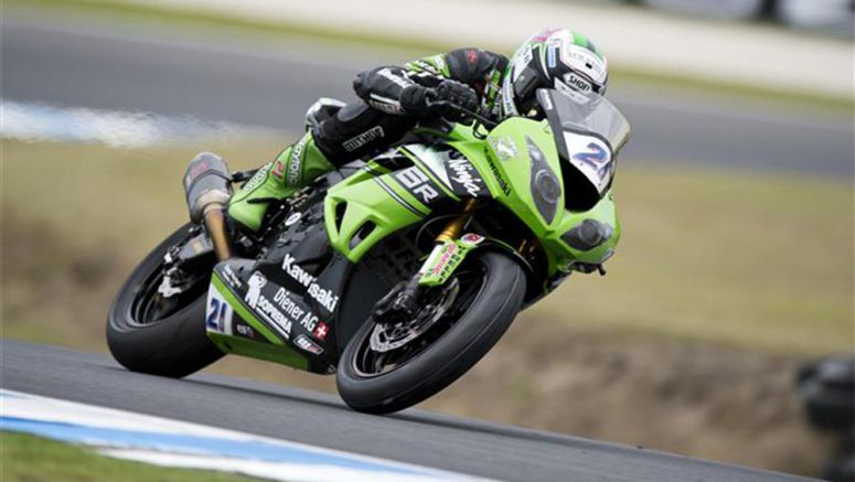Kawasaki : One Shared Aim For Sofuoglu And Krummenacher At Round Two