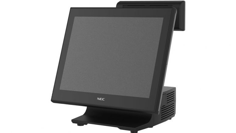 NEC releases new touchscreen POS terminals