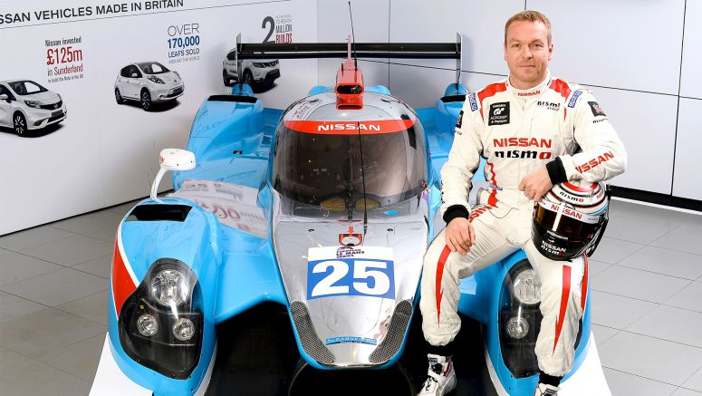Nissan to power Sir Chris Hoy in Le Mans 24 Hours assault