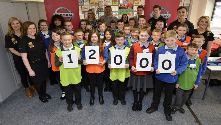 Nissan Skills Foundation reaches 12,000 UK children in 18 months