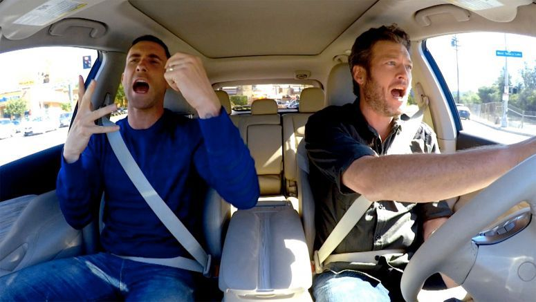 "Nissan continues its duet with NBC's Emmy Award Winning ""The Voice"""