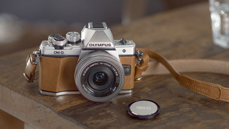 Olympus 'Fox Brown' limited edition OM-D E-M10 II launched worldwide