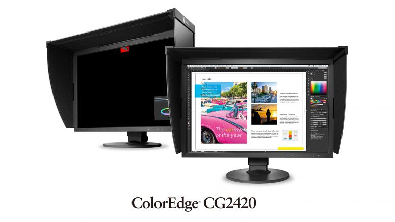 EIZO Introduces Next ColorEdge Generation of 24-inch Graphics Monitors