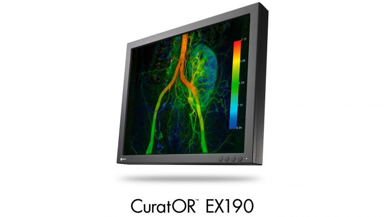 EIZO Upcoming CuratOR EX190 19-Inch Surgical LCD Monitor