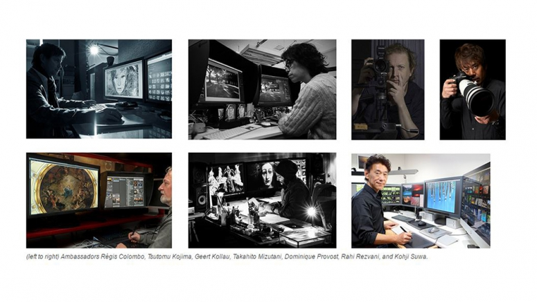 EIZO Expands its ColorEdge Ambassador Program to 16 Members from 10 Countries