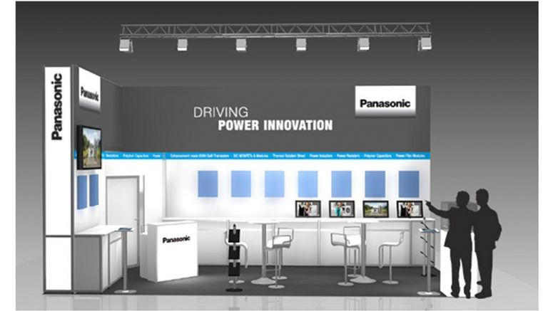 "Panasonic Power Devices on Display at ""Power Conversion Intelligent Motion 2016"" in Europe"