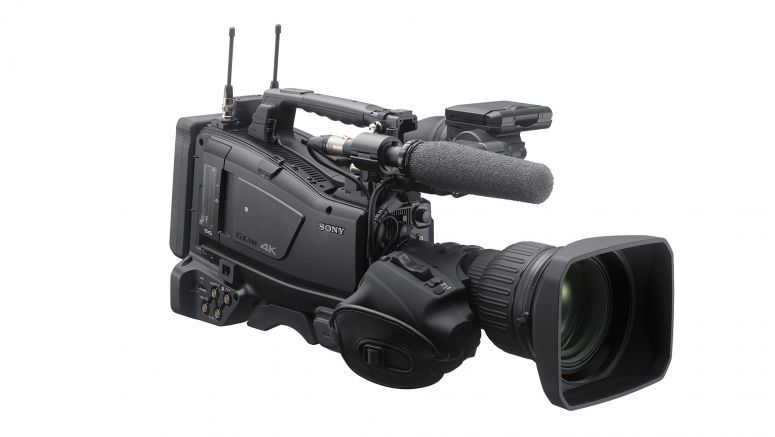 Sony PXW-Z450 Is First 4K XDCAM Shoulder Camcorder With 2/3-type image sensor