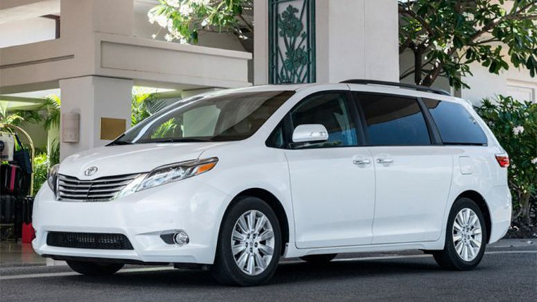 Toyota Sienna, Highlander To Feature On-Board Vacuum Cleaners