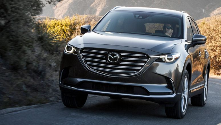 2016 Mazda CX-9 loads up on segment-best safety tech