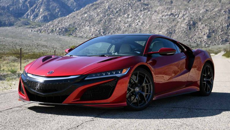 Hennessey Plans to Make an Acura NSX That Rivals the Ferrari 488