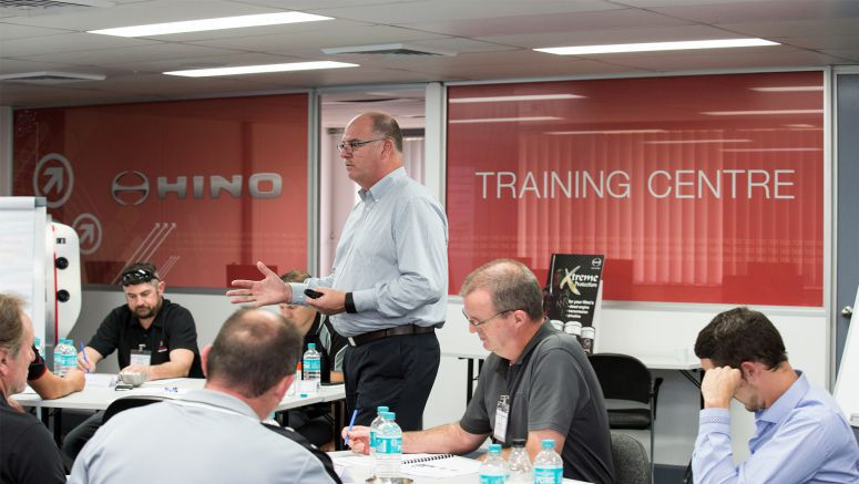 Customers at the heart of new Hino sales training program