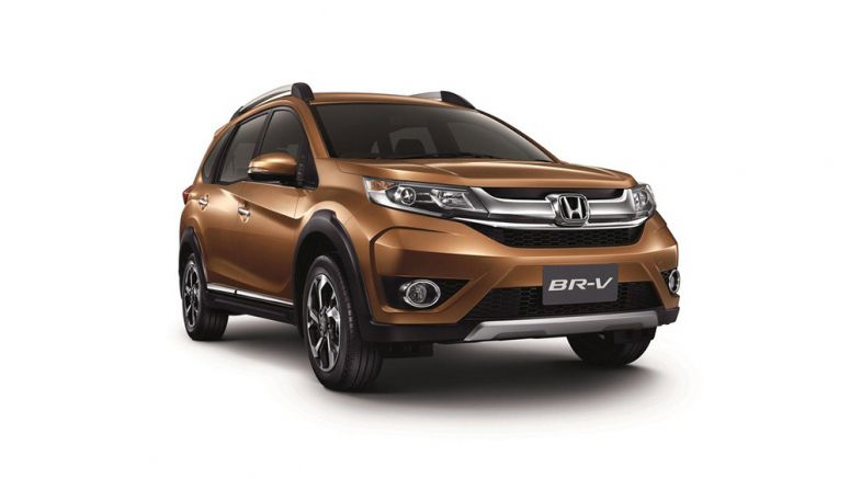 Honda BR-V Goes On Sale In India, Gets 1.5 Diesel And 6-Speed Manual Box