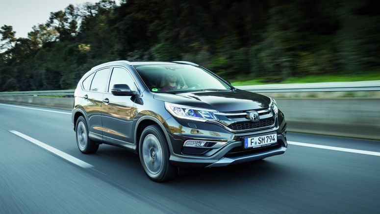 Honda Reportedly Readies Next-Gen CR-V For Late 2017