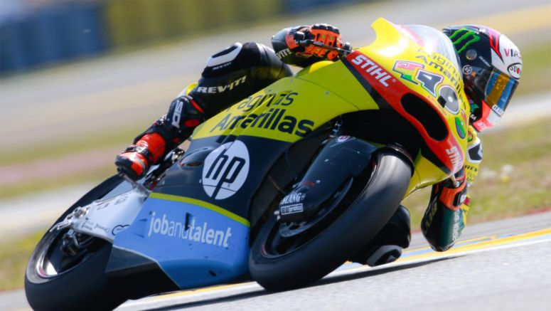 Honda Moto2 : Rins withstands race-long pressure for second win of 2016 France