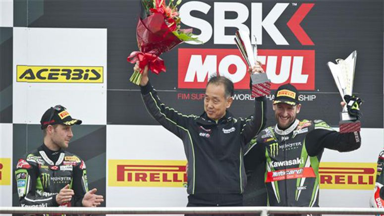 Kawasaki: Sykes Doubles Up At Home With Rea Second