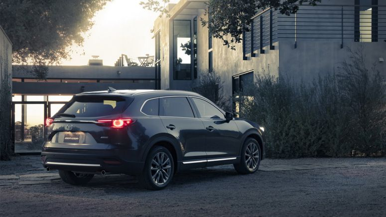 Mazda Details 2016 CX-9's Class-Exclusive LED Lighting