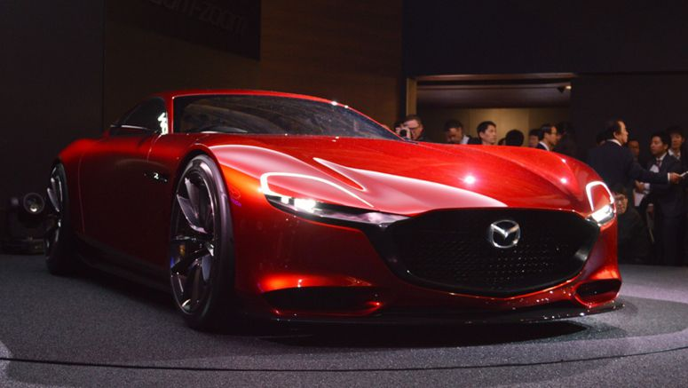 Mazda's RX Vision probably won't happen