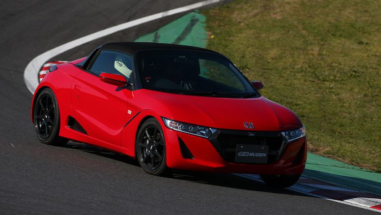 Mugen's New Honda S660 RA Is A Nice Little Treat You Can Only Have In Japan
