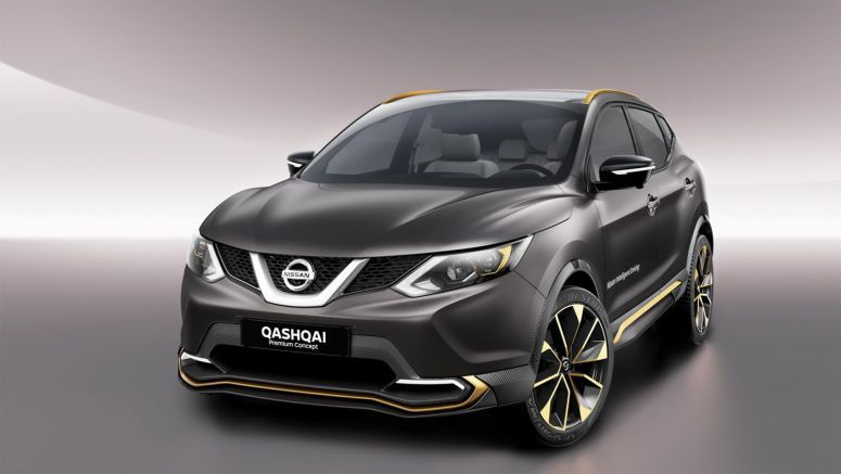Nissan Thinks 'Premium' Qashqai Edition Can Attract BMW X1 & Audi Q3 Buyers