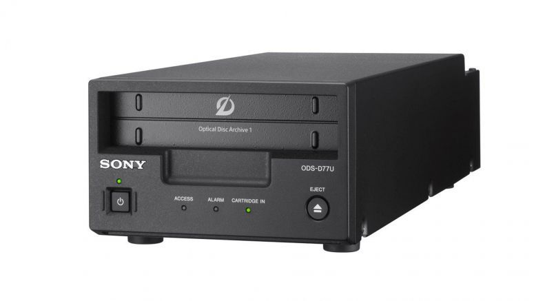 Sony Optical Disc Archive Ideal for Small-Scale Productions