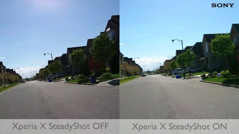 Sony Shows Off Its SteadyShot Tech In Comparison Video