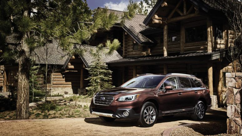 2017 Subaru Outback Touring, Legacy Sport Introduced