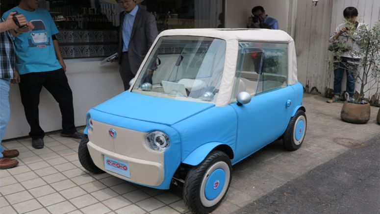 Ultra-small EV Will Come With Plastic-based Body