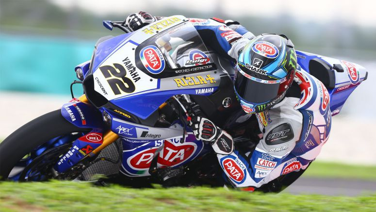 Yamaha : Lowes and Beaubier Head for 'Home' Race at Donington Park