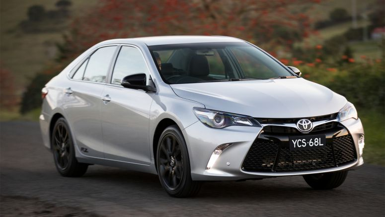 Toyota Agile Camry RZ Packed with Sporty Features
