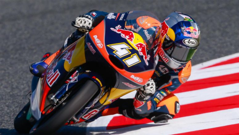 Moto3: Binder charges to second career pole Catalunya 2016