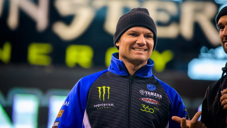 Yamaha: Chad Reed Set For High Paced MXGP Wild Card Return