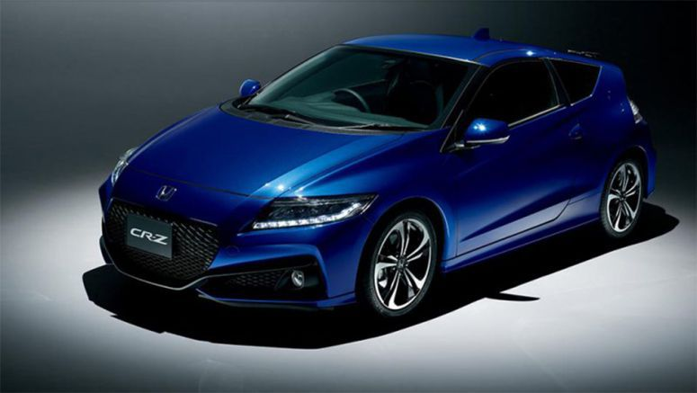 Honda CR-Z is on the way out, at least in Japan