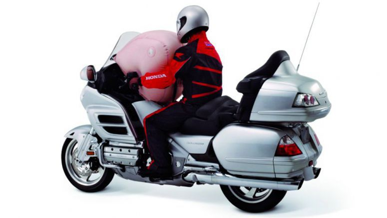 Honda Goldwing airbag recall spreads Takata problems to motorcycles