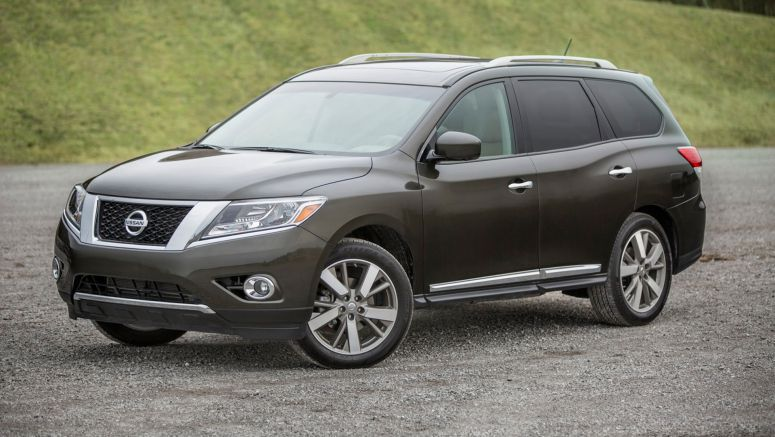 Nissan Recalls 79,853 Pathfinders For Brake Light Issue