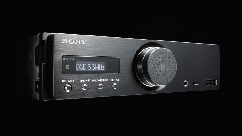 Sony Hi-Res Digital Media Player Powers the Magic Bus