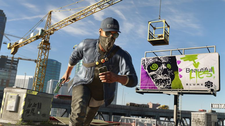 Sony: 5 Things to Know About Watch Dogs 2, Out 11/15 on PS4