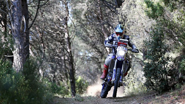 Botturi And Yamaha Secure Victory On Final Stage Of Sardinia Rally 2016