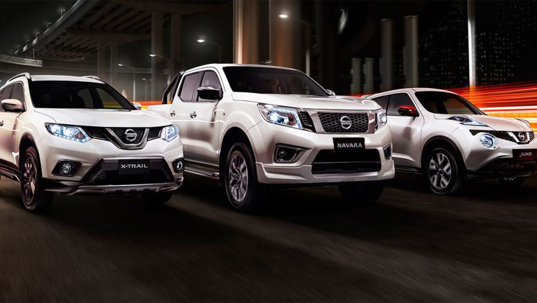 Nissan Australia launches N-Sport specials X-Trail, Navara, Juke load up with styling kit