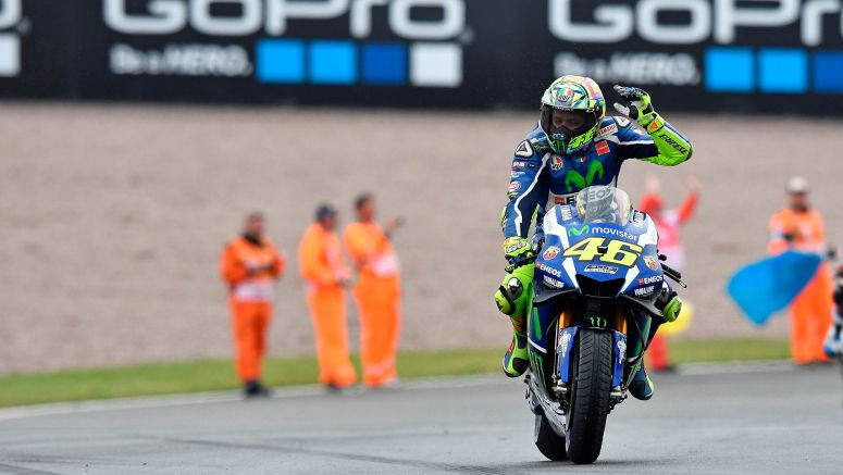 Yamaha MotoGP: Rossi Takes Eighth after Sachsenring Bike Swap